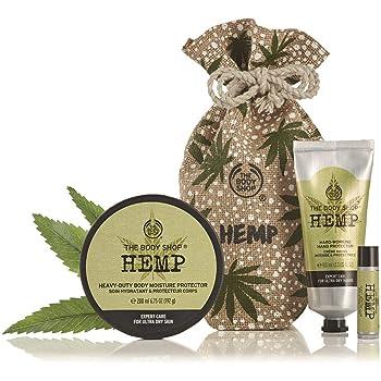 The Body Shop Hemp Expert Moisture Supplies Gift Set