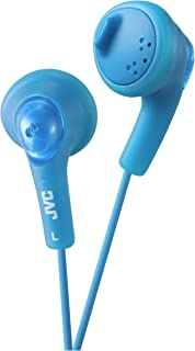 JVC Basic Gumy Earbuds Blue