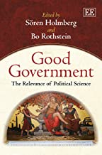 Best good government the relevance of political science Reviews