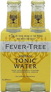Fever tree Premium Indian Tonic Water Bottles, 200 ml (Pack Of 24)