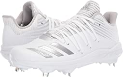 Footwear White/Silver Metallic/Grey Two