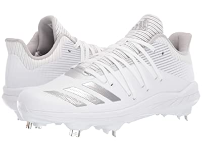 adidas Afterburner 6 (Footwear White/Silver Metallic/Grey Two) Men