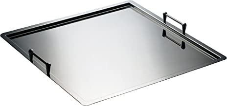 Mepra Square Tray with Stackable Handles
