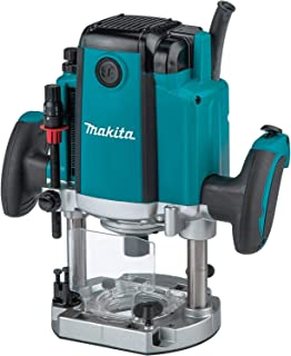 Plunge Router 22, 000 RPM, 3-1/4 HP