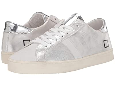 D.A.T.E. Hill Low (Stardust Silver) Women