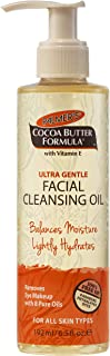 Palmer's Cocoa Butter Formula with Vitamin E, Face Cleansing Oil, 6.5 fl. oz.