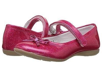 Kid Express Rosie (Toddler/Little Kid/Big Kid) (Fuchsia Glitter Patent) Girls Shoes