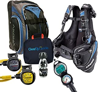 complete scuba gear packages