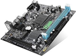 Placa base Socket 1151, DDR3 USB3.0 Interfaz innovadora M-SATA Chip de audio integrado de 6 canales Tarjeta de red RTL8105E integrada Pantalla nuclear Pantalla de escritorio HDMI Computadora principal