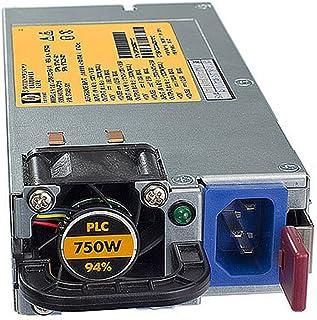 Hp - 750W Cs He (92% Efficiency) Power Supply - Nota: Para Servidores Proliant G6/G7 Que Admiten Fuentes
