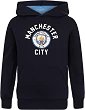 Manchester City FC Official Soccer Gift Boys Fleece Graphic Hoody