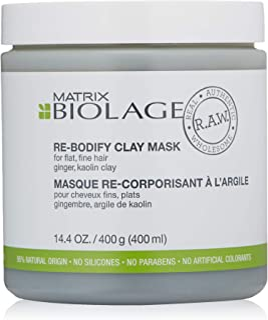 Matrix Biolage r.a.w re-bodify Máscara 14.4oz