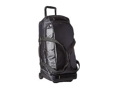 Timbuk2 Quest Rolling Duffel Large (Jet Black) Duffel Bags
