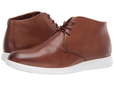 Kenneth Cole New York Rocketpod Sneaker (Cognac) Men