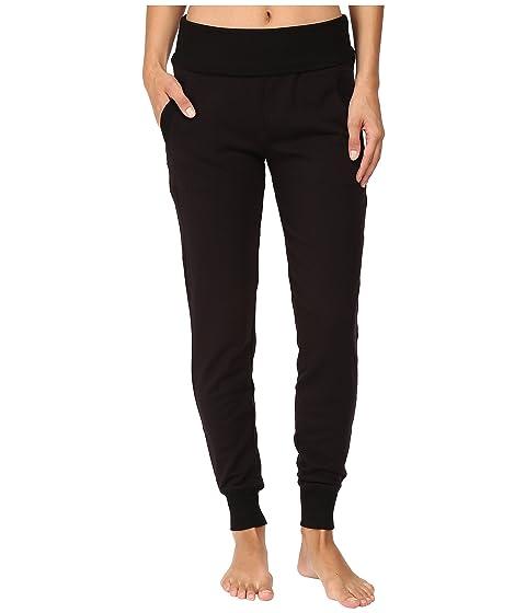 4cffed8da2d88 Beyond Yoga Fleece Fold-Over Sweatpants at Zappos.com