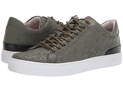 Blackstone Low Sneaker RM11 (Dark Green Terrazzo) Men
