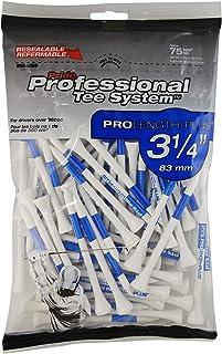 Masters GO - Tees Profesionales Profesional de Golf, tamaño 69 mm, Color 0