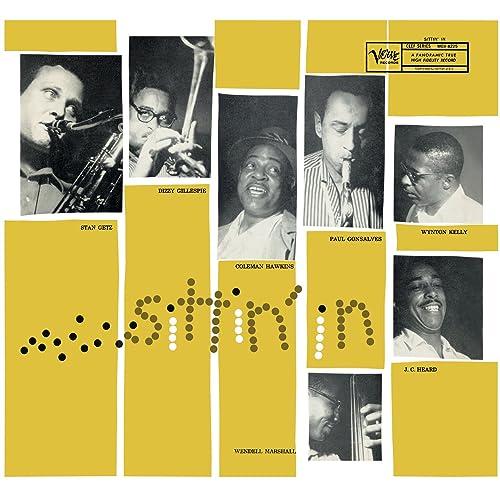 Sittin' In Dizzy Gillespie & Stan Getz & Coleman Hawkins & Paul Gonsalves