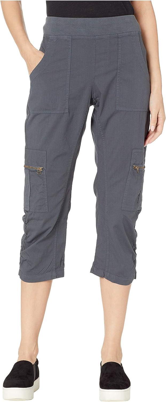 XCVI Wearables Women's Nadia Crop Leggings - Soft Capris