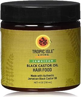 Tropic Isle Living Jamaican Black Castor Oil Hair Food-4oz