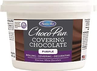 Satin Ice ChocoPan Purple Covering Chocolate, 1 Pound