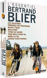 L'Essentiel Bertrand Blier : Les Valseuses + Préparez vos mouchoirs + Buffet froid + Beau-père + Tenue de soirée + Trop belle pour toi + Merci la vie + Convoi exceptionnel [Francia] [DVD]