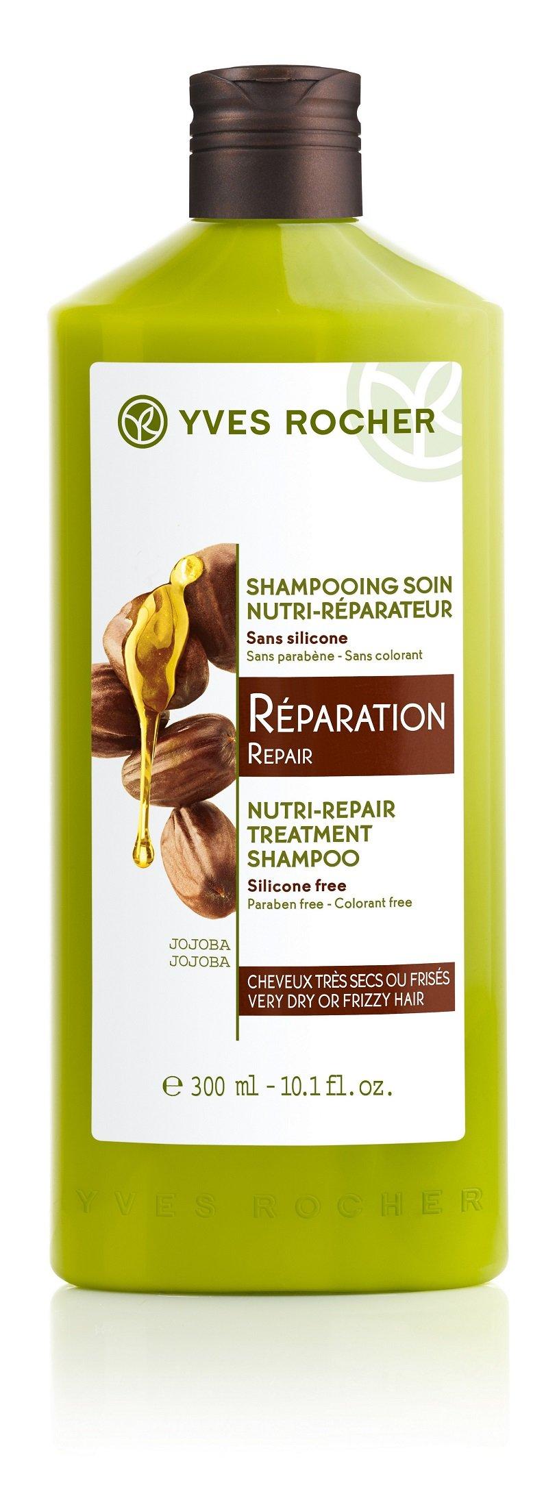 Yves Rocher Nutri-Repair Treatment Shampoo 300 Ml.