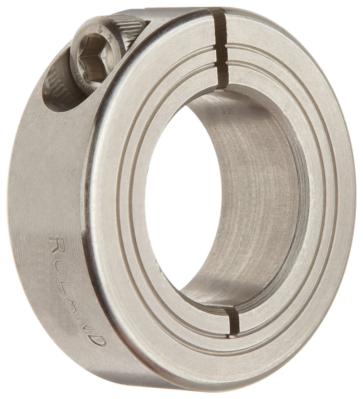 Ruland MCL-54-SS One-Piece Clamping Stainless Collar Shaft Cheap SALE Start Max 64% OFF Stee