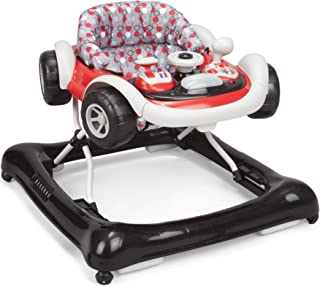 Delta Children Lil' Drive Baby Activity Walker, Black
