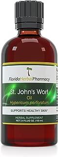 Florida Herbal Pharmacy, St. John's Wort Oil 3.4 oz.