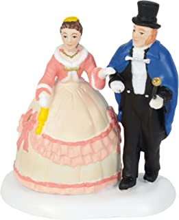 Department 56 Dickens Village Accessories an Elegant Evening Out Figurine, 2.75