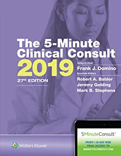 5-Minute Clinical Consult 2019