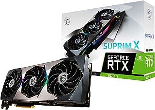 MSI nVidia Geforce RTX 3070 Ti SUPRIM X 8GB Video Card