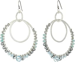 Chan Luu Hoops Earrings