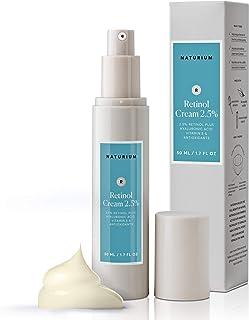 Retinol Complex Face Cream 2.5% - 1.7 oz, Radiant Complexion, Even Skin Texture, Moisturizing Skin Repair F...