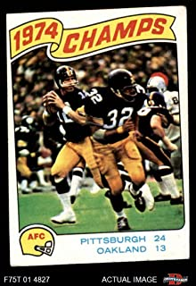 1975 afc championship game