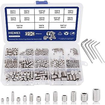 The Hillman Group 4699 5//8 x 2-Inch Socket Head Cap Screw 3-Pack