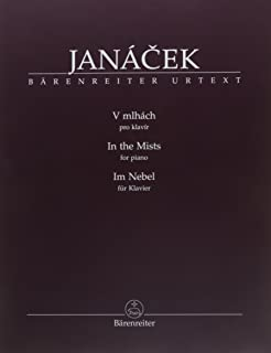 janacek sheet music