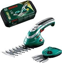 Bosch Home and Garden 0600833102 grässax, 3,6 W, 3,6 V, svart, grön