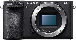 Sony Alpha 6500 APS-C E-Mount systeemcamera, 24,2 megapixel, 7,5 cm, 3 inch touchscreen, 5-assige beeldstabilisatie, 425 f...