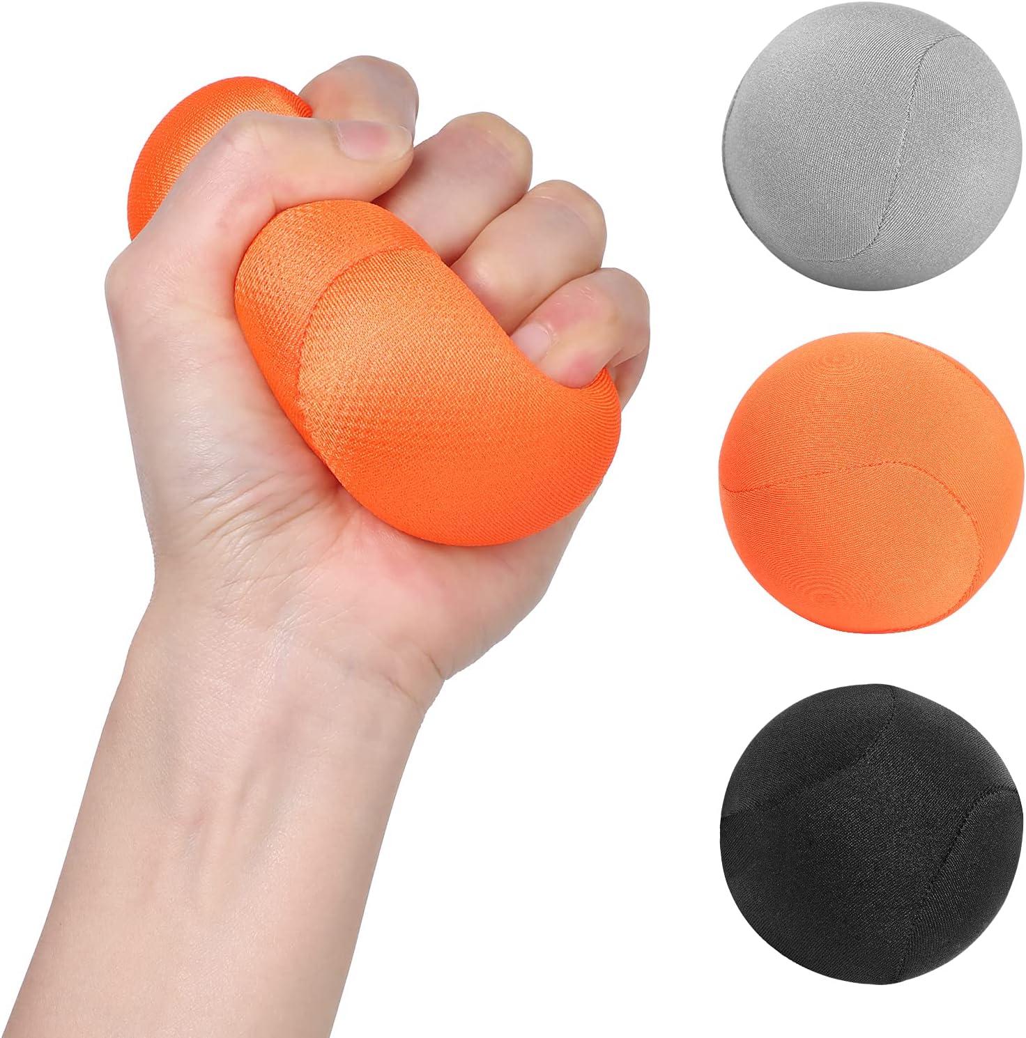 WDCD Hand Balls Discount is also underway 3 Pcs Grip Traine Gel Price reduction Strength