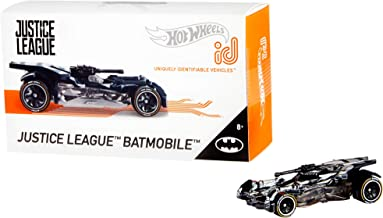Hot Wheels id Justice League Batmobile {Batman}