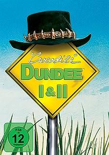 Crocodile Dundee I & II [Alemania] [DVD]