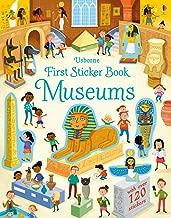 First Sticker Book Museums (First Sticker Books)