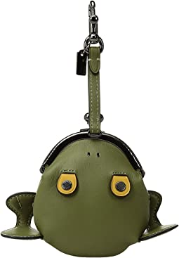 COACH - Froggy Coin Case
