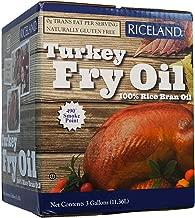 Turkey Fry Oil 3 Gallon
