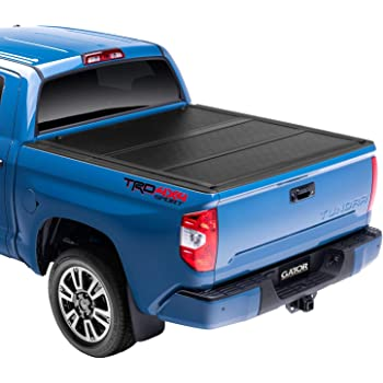 Amazon Com Gator Efx Hard Tri Fold Truck Bed Tonneau Cover Gc34008 Fits 2019 2020 Dodge Ram 1500 New Body Style 5 7 Bed W Out Rambox Made In The Usa Automotive
