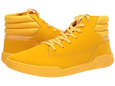 Caterpillar Casual Hex Hi (Cat Yellow) Men