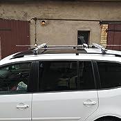 VDP Alu Relingtr/äger Rio 135 kompatibel mit Chrysler kompatibel mit Jeep Cherokee KL ab 14 abschliessbar