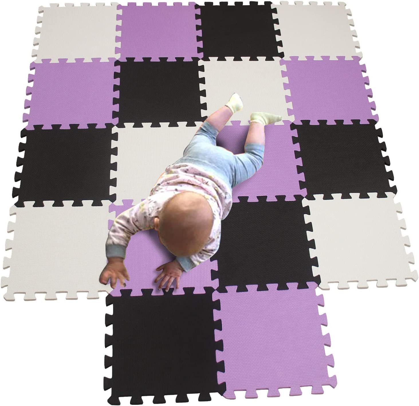 MQIAOHAM supreme Children Puzzle mat Sale special price Squares Play Bab Tiles